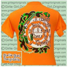 dd46acff59459a Girlie Girl Original Safety Orange Dress Cute To Shoot S S Tee Shirt Girly  Girl