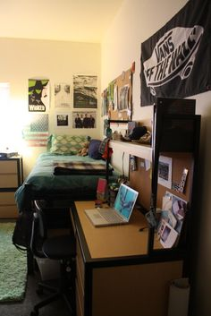 dorm--my Next to Normal poster would look great right where that Wicked one is