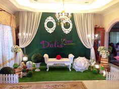 Dalis Deco Event Planner Pelamin Nikah Dan Sanding Vintage Theme