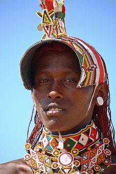 The Samburu people | by Rita Willaert