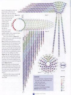 Колибри - Her Crochet Bead Embroidery Patterns, Beading Patterns Free, Beaded Jewelry Patterns, Loom Patterns, Beaded Embroidery, Beading Ideas, Art Patterns, Bead Jewelry, Stitch Crochet