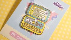 Retro Style Retro style, chic kawaii enamel pin my secret diary - Lovely pin My Secret Diary. Design by Chic Kawaii. Kawaii Diy, Kawaii Stuff, Secret Diary, Kawaii Accessories, Retro Stil, Cool Pins, Polly Pocket, Pin And Patches, Metal Pins