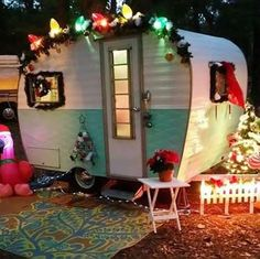 Holiday Decor - Provided by girlcamper528/Rodale's Organic Life
