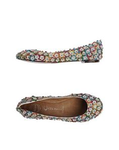 I found this great JEFFREY CAMPBELL Ballet flats for $164 on yoox.com. Click to get a code for Free Standard Shipping on your next order.