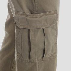Wrangler Men's Cargo Pants - British Khaki 30x30