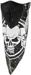 2014 Zan Headgear Motorcycle Three Skulls Neodanna For Motocross and Biking