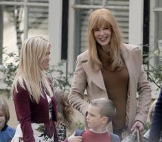 Nicole Kidman, Reese Witherspoon, and Iain Armitage in Big Little Lies (2017)