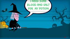 Halloween Special: Scary Nouns