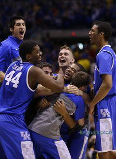 Kentucky beats Michigan (99 photos)   Basketball Galleries: Men   Kentucky.com