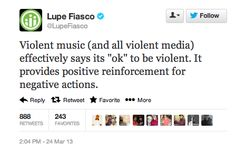Rap & Hip Hop, why so violent and vulgar?