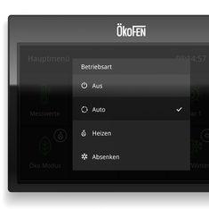ÖkoFEN | MOREMEDIA® Interface Design, Modern, Too Busy, Trendy Tree, User Interface Design