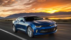 Check out the new 2016 Chevrolet Camaro turbo. #gm #chevy #camaro #hotrod BASE PRICE: $26,695 DRIVETRAIN: 2.0-liter turbo DOHC I4, RWD six-speed manual OUTPUT: 275 hp @ 5,600 rpm, 295 lb-ft @ 3,000 rpm CURB WEIGHT: 3,339 lb FUEL ECONOMY: 21/30/24 mpg   Read more: http://autoweek.com