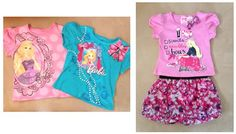 Read my review of the new line of Barbie Apparel for Girls ... plus see an adorable video of my girls dancing :)