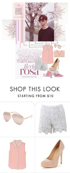"""""""JB"""" by ninaxo17 ❤ liked on Polyvore featuring Full Tilt, Temptation Positano and Chanel"""