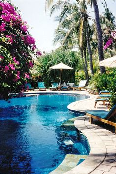 Bali Santai Resort, Amed © Judith Sylte, 2001.