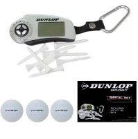 Dunlop Digital Golf Scorer Set - bis zu 4 Spieler
