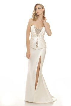 Eleni Elias Collection Official Web Site - Evening Collection - Style E701