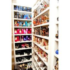 Men - if you want to make her hapoy for the whole year buy her a pair of Christian Loubitons aka Red Bottoms (clue).