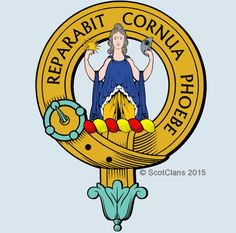 Polwarth Clan Crest: The surname Polwarth comes from lands of the same name, within the parish, also of the same name in Berwickshire.