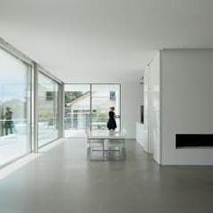 Hervorragend Haus Von Stein: Minimalistische Esszimmer Von Philipp Architekten   Anna  Philipp Minimalistische Esszimmer, Villen