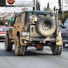 #jeep #jeepjk #jeeprubicon #jeeps #jeeplife #cruising #extreme #offroad #offroading #superswamper #bogger #aev #arb #teraflex #rubicon #exotic #cars #carporn #exoticcars #porn #racing #selimustaoglu