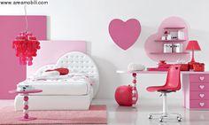 Retro Home Decor, Kids Bedroom, Bedroom Furniture, Cupcake Bakery, Vanity, Bedrooms, Bedroom, Filing Cabinets, Yurts