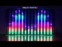 Infinity Mirror 7 Band Digital Spectrum Analyzer Youtube Dengan