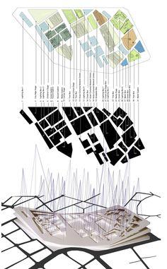 Asian Culture Complex / UnSangDong Architects + Kim Woo Il,diagram 01