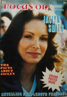 FOCUS ON POSTER MAGAZINE - JACLYN SMITH