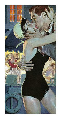 Robert Meyers / The Saturday Evening Post, 1956