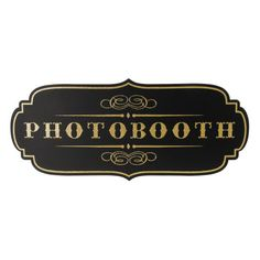 <div><div>Create your own photo booth for your wedding reception. A photo booth is a fun way to ...