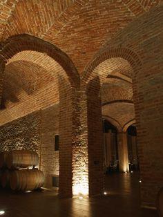 Description: Gancia winecellars Date: 01/01/2008 Copyright: © Provincia di Asti Author: Daniele Ferrero Image Source: Nomination File