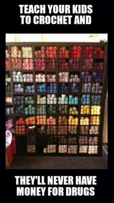 Knitting Humor So True Yarn Stash 51 Ideas For 2019 Knitting Quotes, Knitting Humor, Crochet Humor, Knitting Blogs, Knitting For Beginners, Lace Knitting, Knitting Stitches, Crochet Yarn, Knitting Patterns Free
