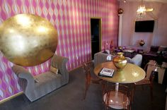 Room's like Jeannie's bottle | The Roxbury Motel offers a whimsical break from the Catskill snow | NJ ...
