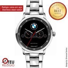 Mostrar detalhes para Relógio de pulso PAINEL OTR 0010 CAR BMW