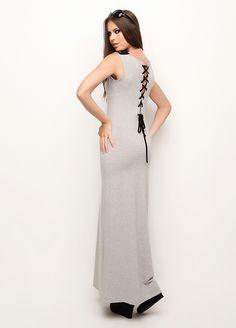 cool Sırtı bağlamalı elbise Markafoni'de 100,00 TL yerine 39,99 TL! Satın almak için: http://www.markafoni.com/product/4728622/