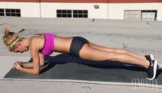 Cvik - plank