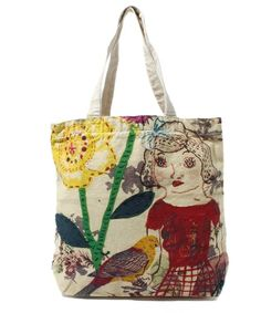 Achachumu Muchacha & Nathalie Lete Bag (collaboration)