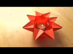 Origami Candle Holder - How To Make An Origami Star Candle Holder Falte Dir Deinen Origami Tea Light Holder Origami Candle Holder Origami Candle Origami Candle Holder Tealigh. Origami Candle Holder, Origami Lantern, Tealight Candle Holders, Diy Christmas Star, Origami Lily, Paper Star Lanterns, Star Candle, Buy Candles, Paper Stars