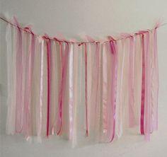 romantic backdrops | Pink Ribbon Backdrop - Ribbon, Tool, Sheer, Backdrop, Romantic ...