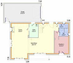 Plan maison neuve à construire - Constructions Idéale Demeure ECO CONCEPT