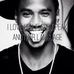 """""""Foreign"""" Trey Songz Lyrics"""