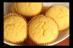 Gluten Free Casein Free Corn Muffin Recipe #GFCF #GlutenFree #Thanksgiving Easy 100% Corn meal corn muffins. Delicious! Great for the holidays
