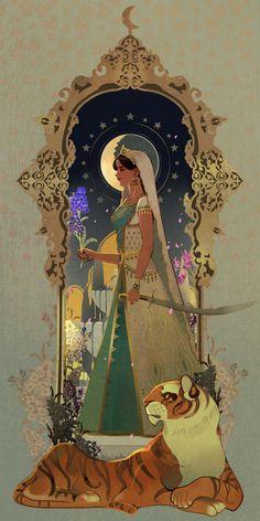 Jasmine from Aladdin. Disney Artwork, Disney Fan Art, Disney Drawings, Disney Jasmine, Disney Magic, Jasmine Aladin, Jasmine Jasmine, Film Disney, Disney Movies