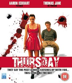 THURSDAY BLU-RAY UK (FINAL CUT)