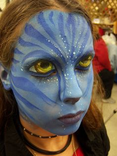 Avatar make up - Google Search