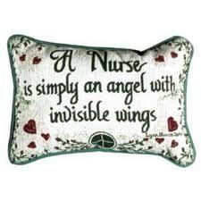 Set of 2 A Nurse Is Simply An Angel With Wings Decorative Throw Pillows x Nurse Stories, All Nurses, Nursing Profession, Simply Home, New Nurse, Nurse Quotes, Nurse Sayings, Nurse Life, Nurse Humor