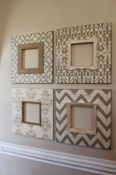 Cute Picture Frames!!
