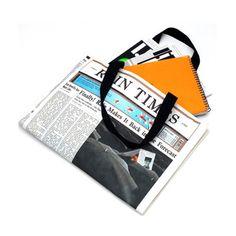 Rain Times Newspaper Bag-2