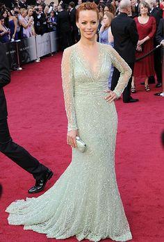 Celebrity vestido de novia